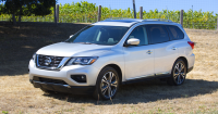 2017 Nissan Pathfinder Designed with Families in Mind