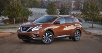 Advanced Tech, Active Safety Features Define 2017 Murano