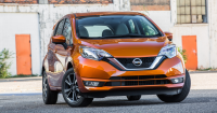 Practicality Comes Standard in 2017 Versa