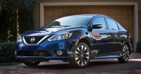 2017 Sentra Offers Sleek Looks, Economy