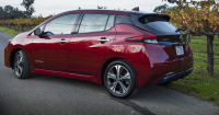 Anticipated 2019 Nissan LEAF Now Available