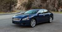 New Nissan Maxima combines power, comfort in stylish sedan