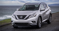 2015 Murano Earns 'Best Value Award' for Midsize Crossover