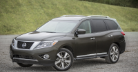 Nissan Offers Comfort, Technology in Popular Pathfinder SUV