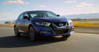 All-New Maxima Adds Power, Technology to Flagship Sedan