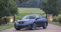 Nissan Offers Power, Economy In Updated 2016 Altima Series