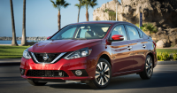 Stylish Nissan Sentra Offers Safety with New Technology