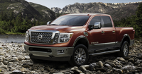 Nissan Titan XD Combines Big Truck Attitude with Light Truck Style