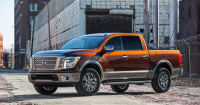 Nissan Rolls out Half-Ton TITAN for 2017