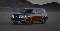 Room for Family, Friends and More in the 2017 Nissan Armada