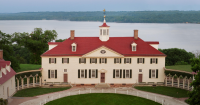 History Abounds at George Washington's Mt. Vernon Plantation