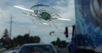 Repair Chips Before Cold Weather Causes Windshield to Crack
