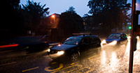 Wet Weather Brings Opportunity to Teach Teen Driving Safety