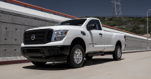 More Power, Quieter Cab Highlights 2017 Nissan Titan