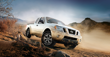 2018 Nissan Frontier Blends Utility, Style