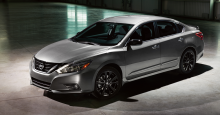 2018 Altima Offers Drivers Choice Between Powertrains