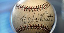 America celebrates Babe Ruth's First Home Run