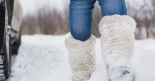 Tips to Keep Carpets Fresh All Winter Long